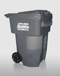 Bellevue Shredding Service Supplier Provides Free Containers