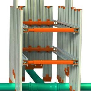 Kundel V-panel Trench Box