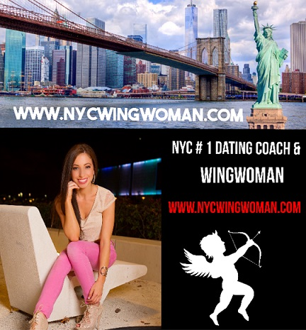 NYC wing Woman