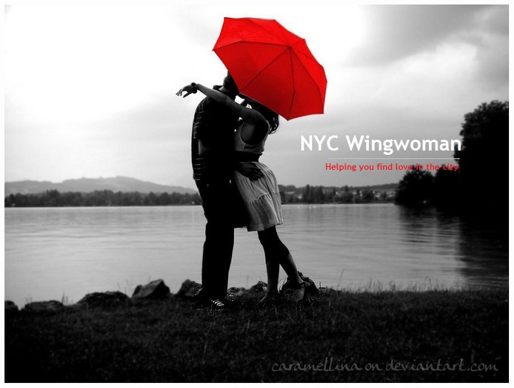 The NYC Wingwoman is a new twist on dating and is right here in NYC!