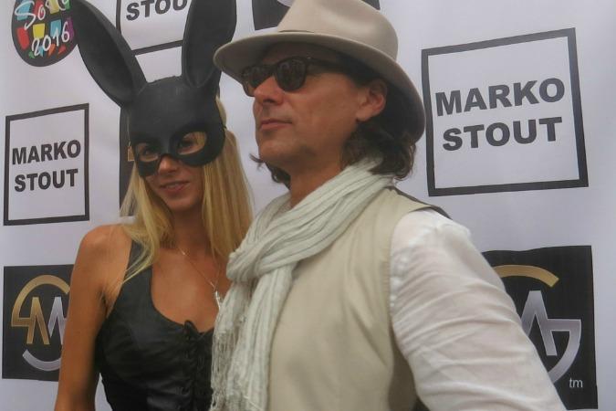 Art Review: Marko Stout Rockstar of the Art World
